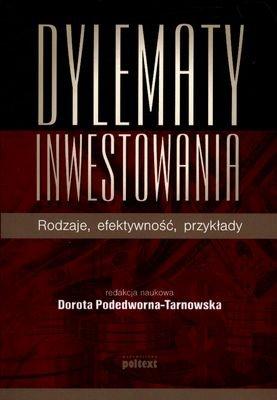 dylematy inwestowania książka podedworna