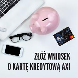 karta kredytowa AXI Card
