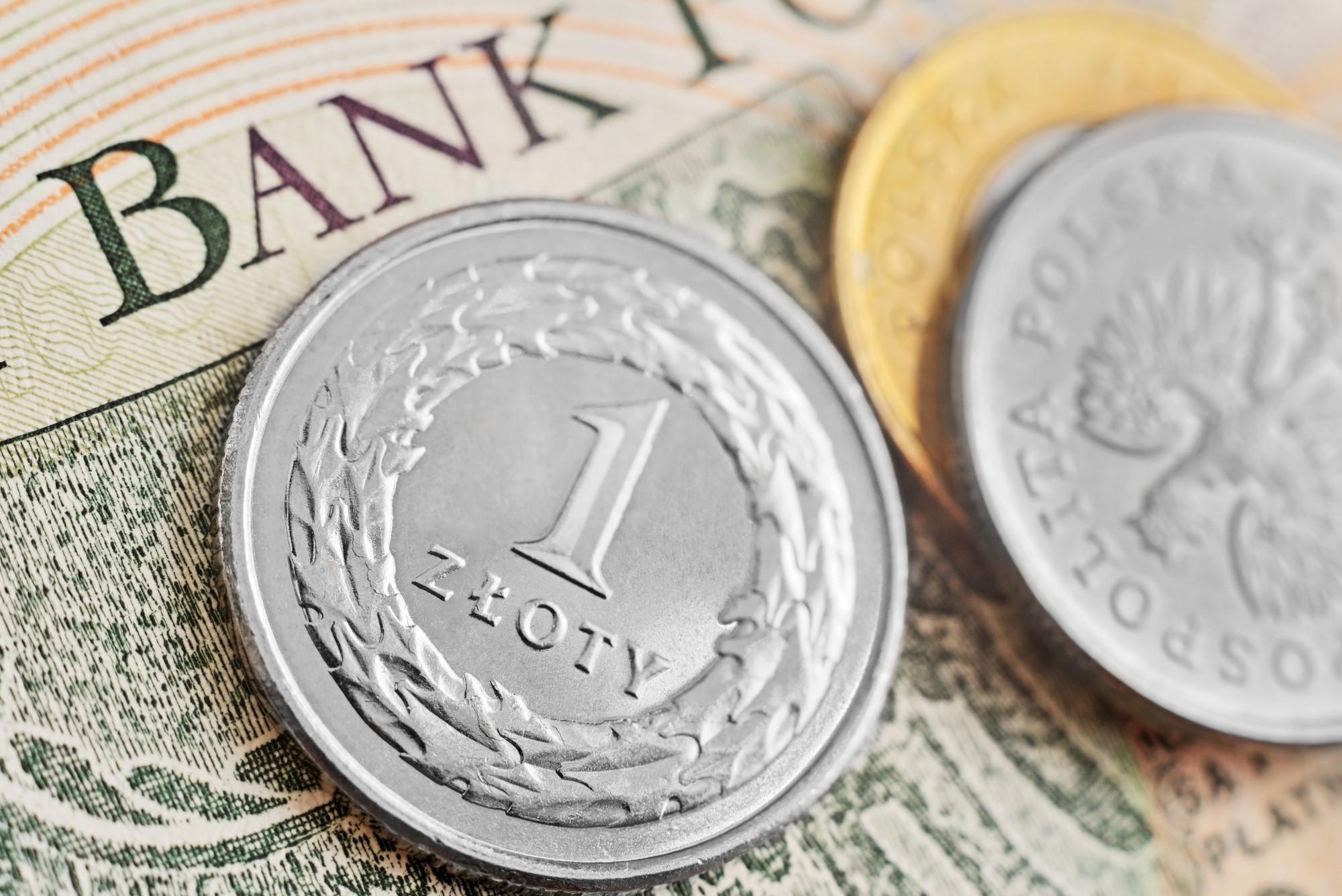 Polish currency, Depositphotos